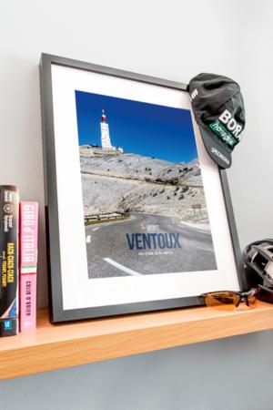Plakat Mont Ventoux