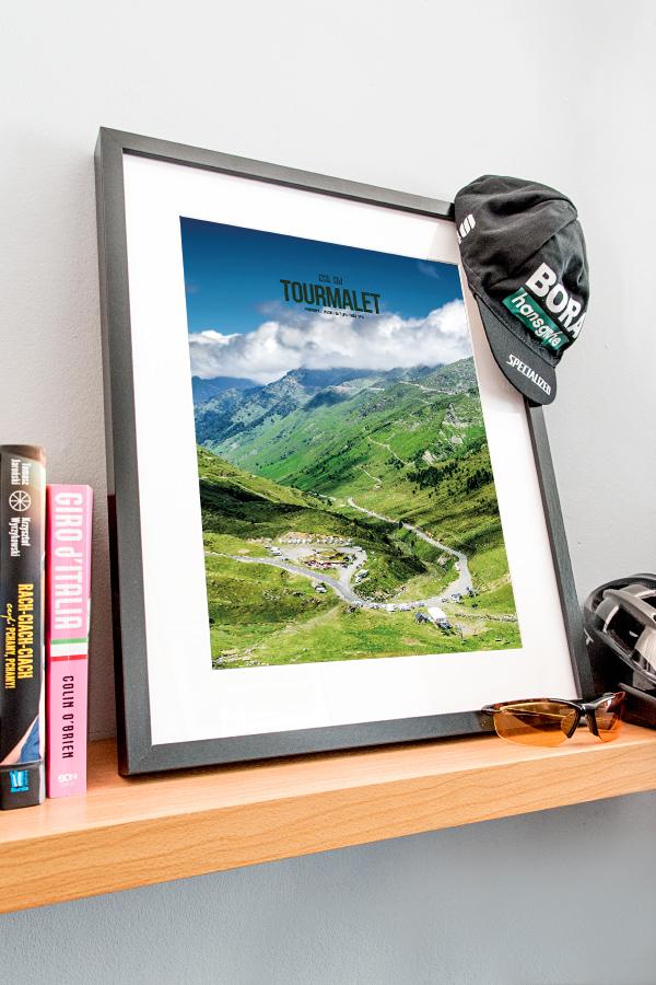 Plakat Col du Tourmalet