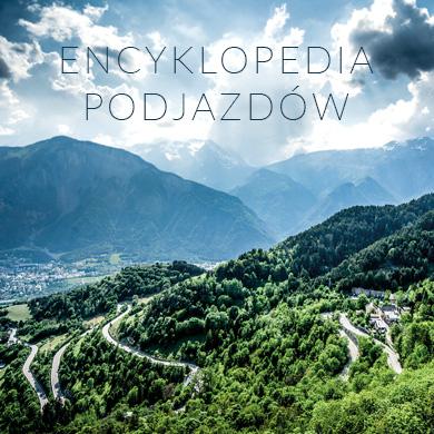 Kolarska Encyklopedia Podjazdów